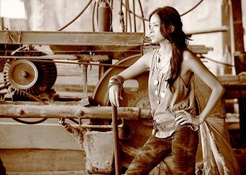 Ngô Thanh Vân vận hành cỗ máy cũ